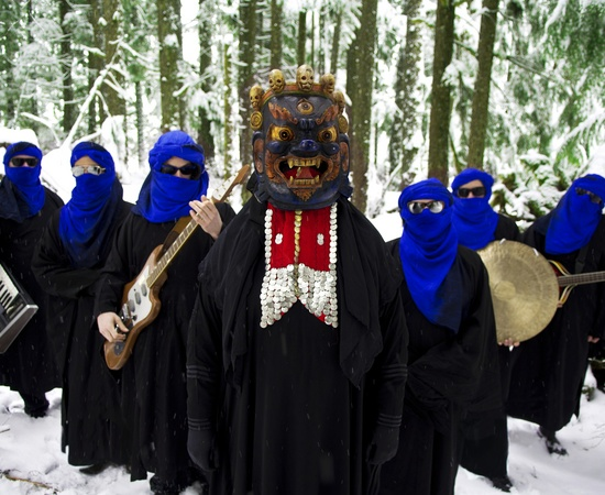 Master musicians of bukkake your idea